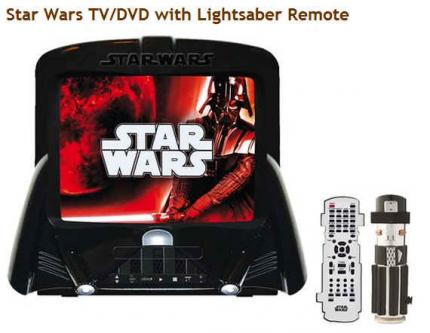Rossis Guide to the Internet: Darth Vaders DVD-Player!