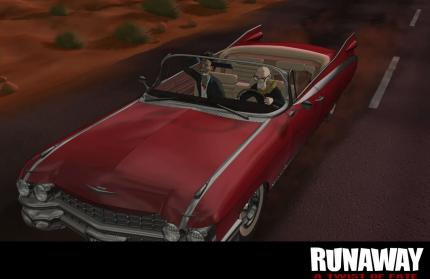 Runaway 3: A Tiwst of Fate - Screenshot (3)