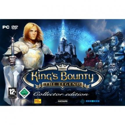 Die Collector's Edition von King's Bounty.