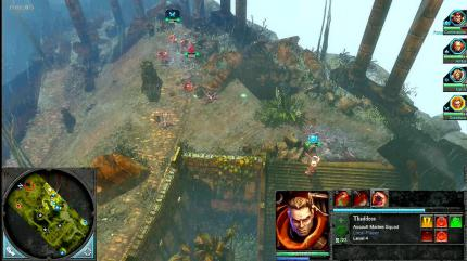 Dawn of War 2: Neues Video mit Spielszenen und Bilder inklusive Interface