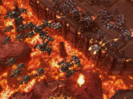 Starcraft 2-Screenshot (2)