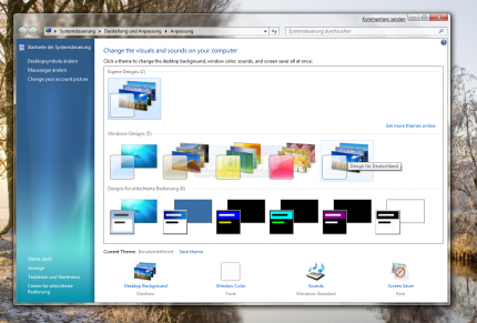 Windows 7: Neue Funktionen, bessere Performance. (4)