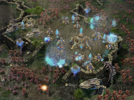 Screenshot zu Starcraft 2: Wings of Liberty (25)