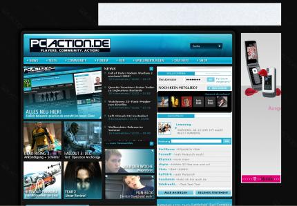 pcaction.de-Relaunch: Neue Webseite ab sofort online
