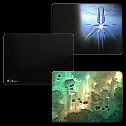 Bronze geht an Sharkoons 1337 Gaming Mousepad.
