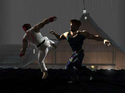 Max Payne 2: Streetfighter