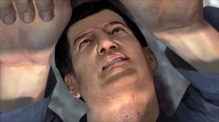 Joe in Aktion: Einer der neuen Mafia 2-Screenshots.