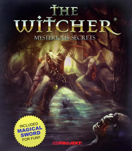 The Witcher: Mysterios Secrets