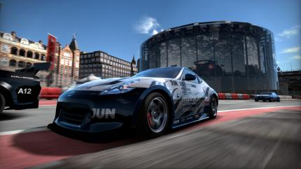 Einer der neuen Need for Speed: Shift-Screenshots.