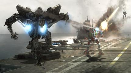 Screenshot zu Transformers: Revenge of the Fallen. (2)