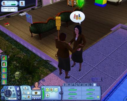 Die Sims 3 Tipps Tricks Die Politik Karriere