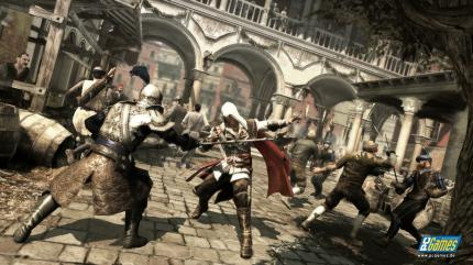 Promo-Screenshot zu Assassin's Creed 2 (6)