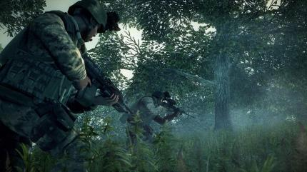 Codemasters-Mitarbeiter Clive Lindop wechselt zu Crytek. Screenshot zu Operation Flashpoint: Dragon Rising.