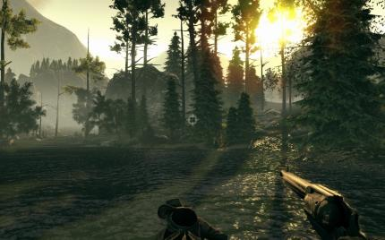 Top: Atmosphäre in Call of Juarez: Bound in Blood.