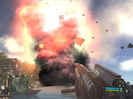 Big Bang-Special: Explosionen in Spielen