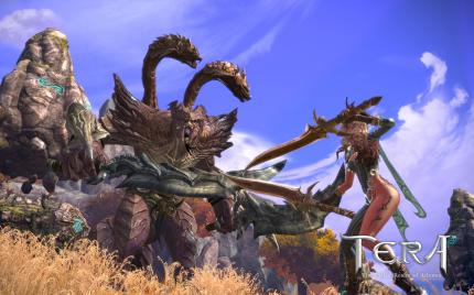 Neue Screenshots zu Tera: The Exiled Realms of Arborea. (1)