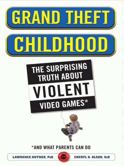Grand Theft Childhood: The Surprising Truth About Violent Video Games and What Parents Can Do gibt es bislang nicht in deutscher Sprache.