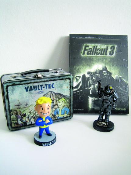 Fallout 3: Spiel des Jahres Edition inklusive Lunchbox, Lösungsbuch, Bobblehead und Fallout 3-Figur