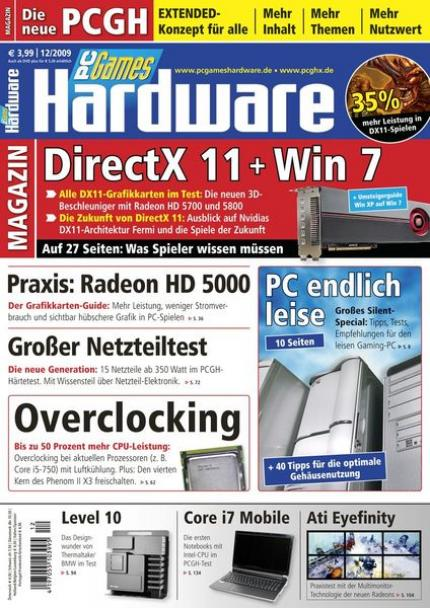 PC Games Hardware 12/2009