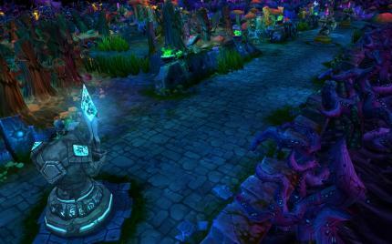 League of Legends: Die Multiplayer-Map Der Gewundene Wald im ...