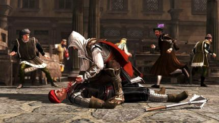 Assassin's Creed 2 im Test für Xbox 360 und Playstation 3.