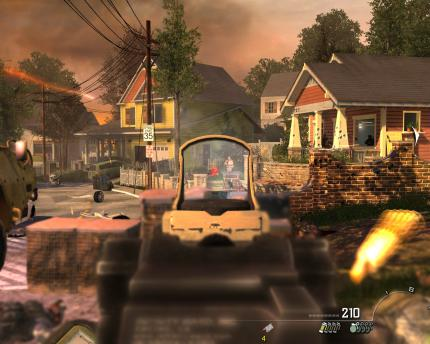 Screenshot aus Call of Duty: Modern Warfare 2