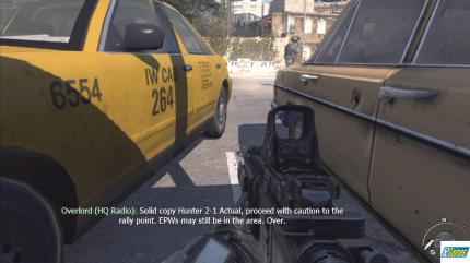 Screenshots aus Call of Duty: Modern Warfare 2. (10)