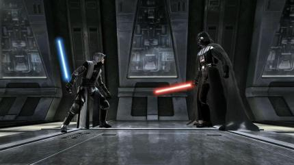 Screenshots aus Star Wars: The Force Unleashed: Sith Edition für PC.