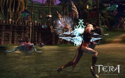 Tera: The Exiled Realms of Tarborea wird das erste Projekt von En Masse Entertainment.