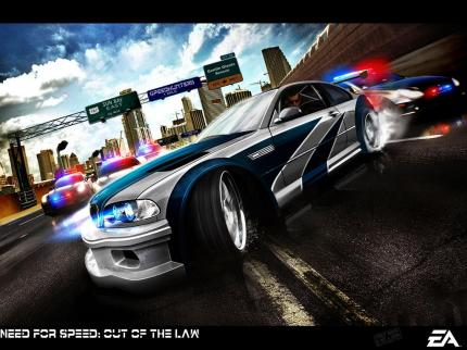 Need for Speed: out of the Law?