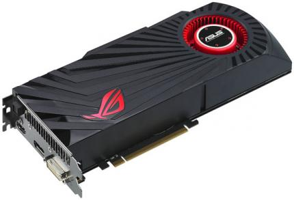 Asus Radeon HD 5870 Matrix (1)