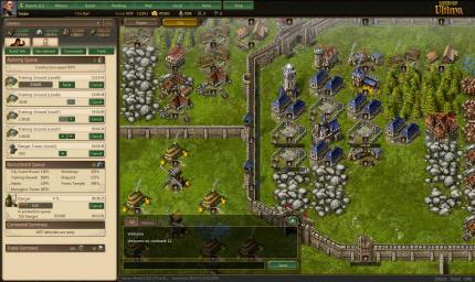 Lord of Ultima: Ein Strategie-MMO mit Free2play-Modell. (2)