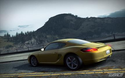 Der Closed-Betatest zu Need for Speed World geht in die dritte Runde.