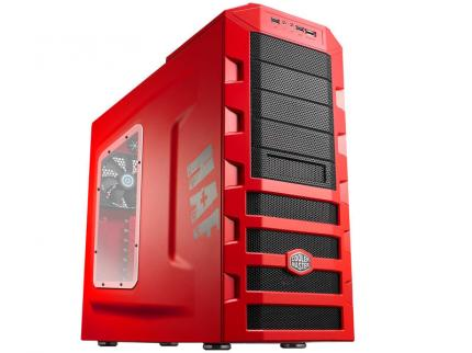 Cooler Master Haf Red Edition Limited (3)