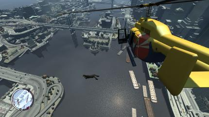 GTA 4: Episodes from Liberty City - PC-Version im Test