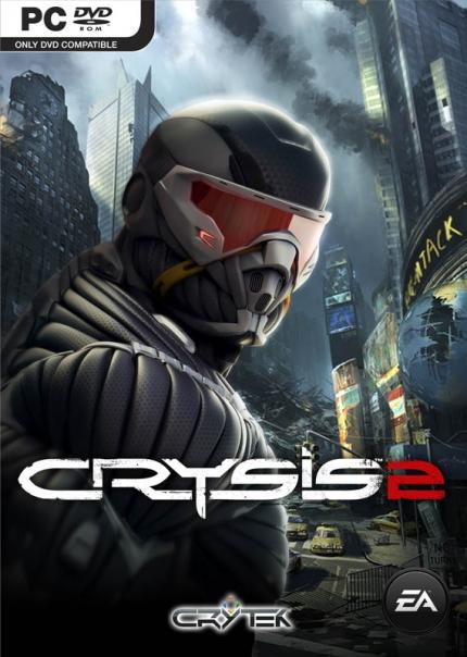 Crysis 2-Cover: Der Multiplayer-Part kommt von Free Radical.