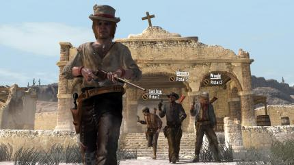 Red Dead Redemption Hands-On: Das Open-World-Spiel im Western-Stil