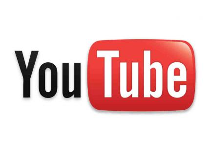 Das Youtube-Logo.
