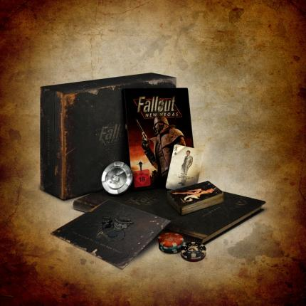 Die Collector's Edition zu Fallout: New Vegas.