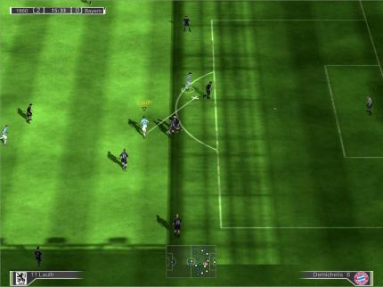 Screenshots aus FIFA Online. (16)