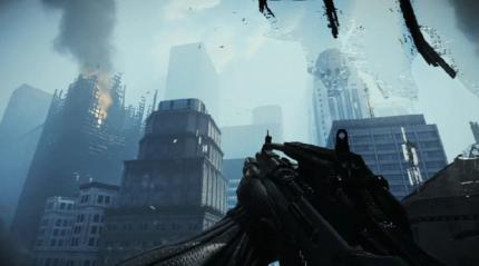 Gameplay-Screenshots zu Crysis 2 aus dem Spielszenen-Video. (5)