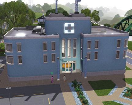 die sims 3 traumkarrieren: komplettlösung - mediziner, Innenarchitektur ideen