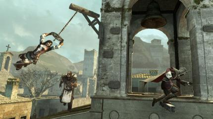 Assassin's Creed: Brotherhood bietet erstmals einen Multiplayer-Modus.