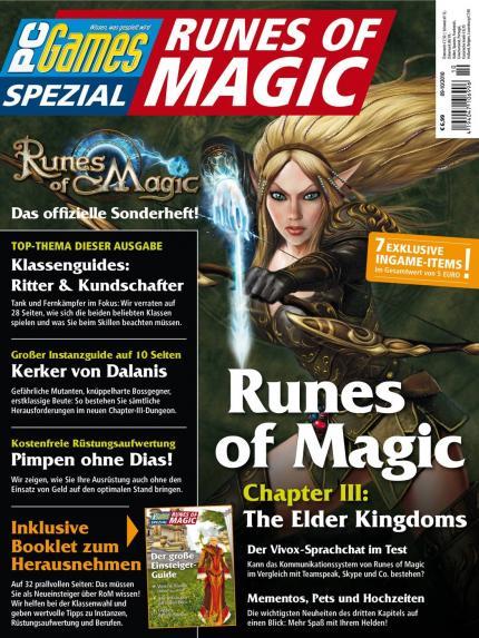 runes of magic das offizielle magazin neue ausgabe ab sofort im handel. Black Bedroom Furniture Sets. Home Design Ideas