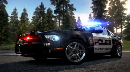 Alle Autos aus Need for Speed Hot Pursuit enthüllt. Der Ford Shelby GT500.