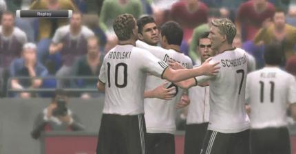 PES 2011 - Neues Video