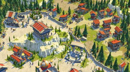 Age of Empires Online wird ein Free-2-Play-Spiel über Games for Windows Live.