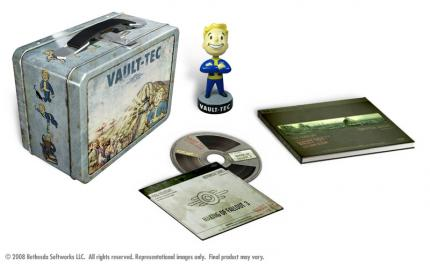 Die Fallout 3 Collector's Edition.