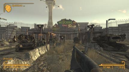 Komplettlösung Zu Fallout New Vegas Kapitel 19 Der Strip Quest 1