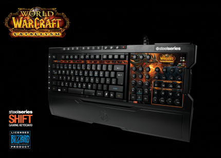 SteelSeries Shift Cataclysm